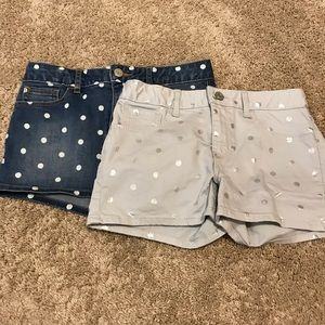 GAP set of two pairs of shorts